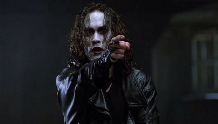 Brandon Lee morte