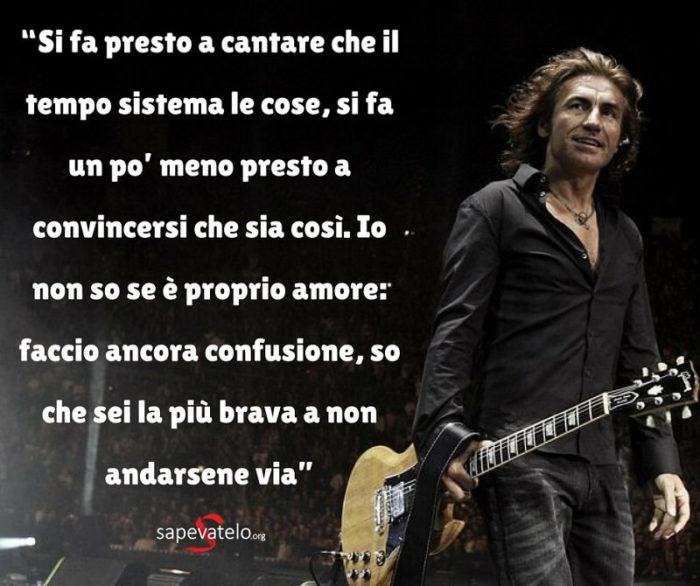 Canzoni d'amore Ligabue