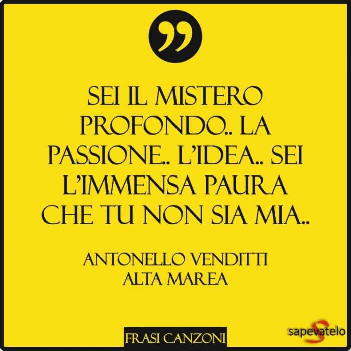 canzoni belle