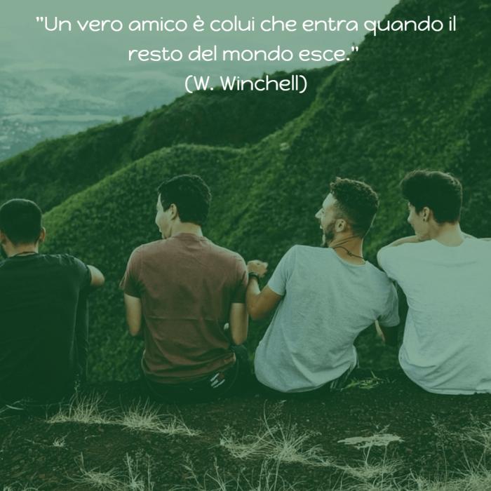 Bien-aimé Le 150 frasi più belle sull'amicizia e gli amici | Sapevatelo CN08