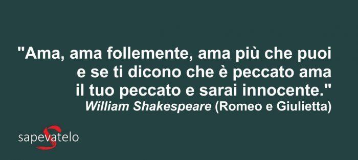 Popolare William Shakespeare: Le frasi e gli aforismi più belli FZ33