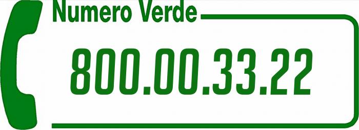numero verde postepay