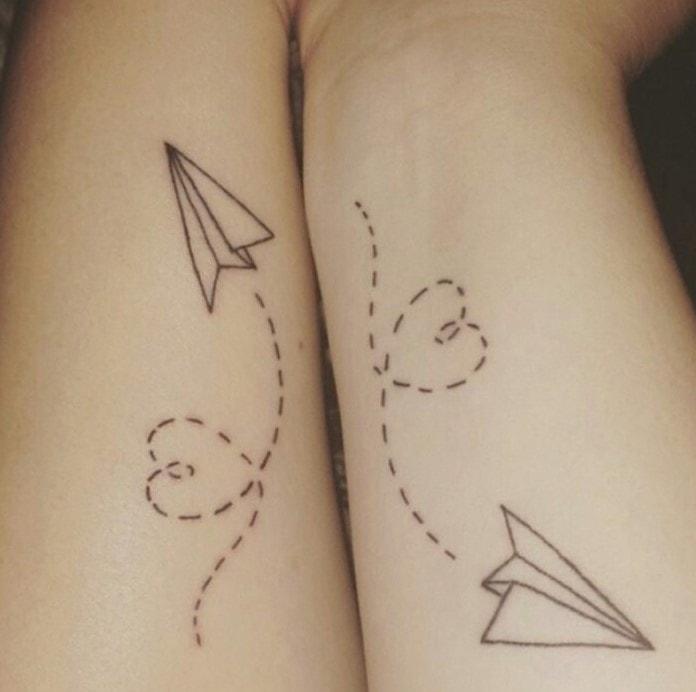Tatuaggio Con La Migliore Amica Ecco 25 Idee Da Condividere