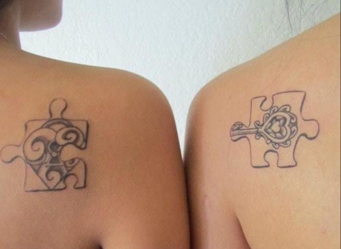 tatuaggio puzzle
