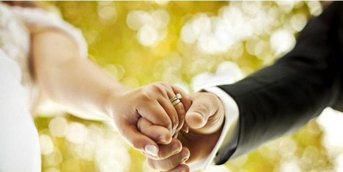 Belle frasi per festeggiare l'anniversario di matrimonio