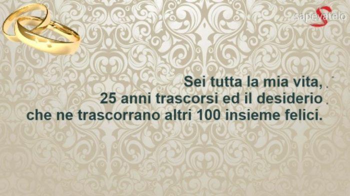 Frasi D Amore Anniversario Matrimonio.Anniversario Di Matrimonio Le Frasi Belle Per Festeggiare