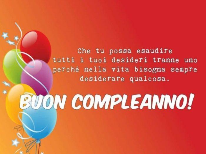 Buon compleanno desideri
