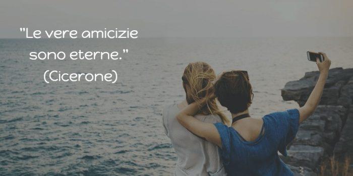 Frase sull'amicizia