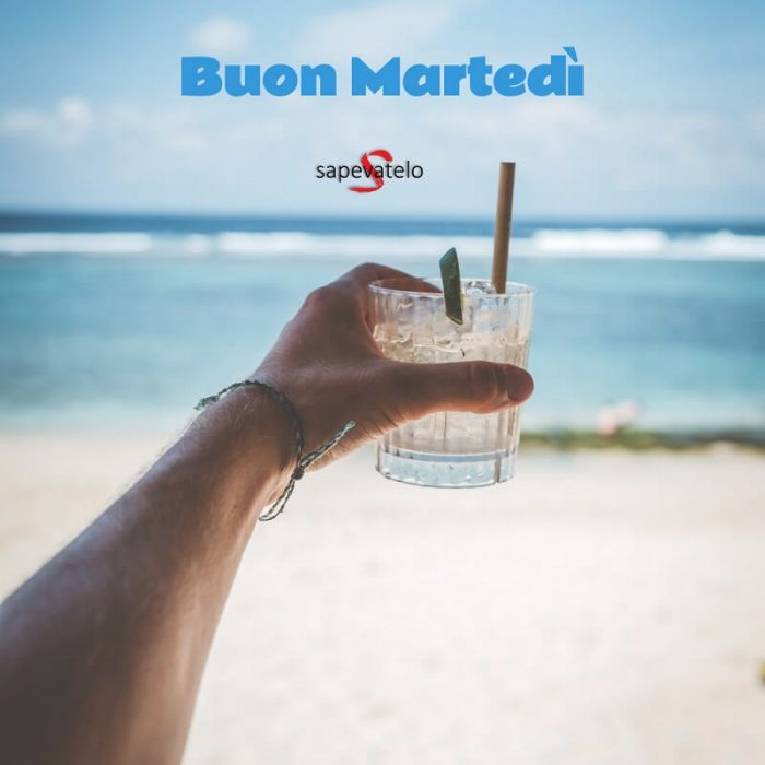 buon martedì relax