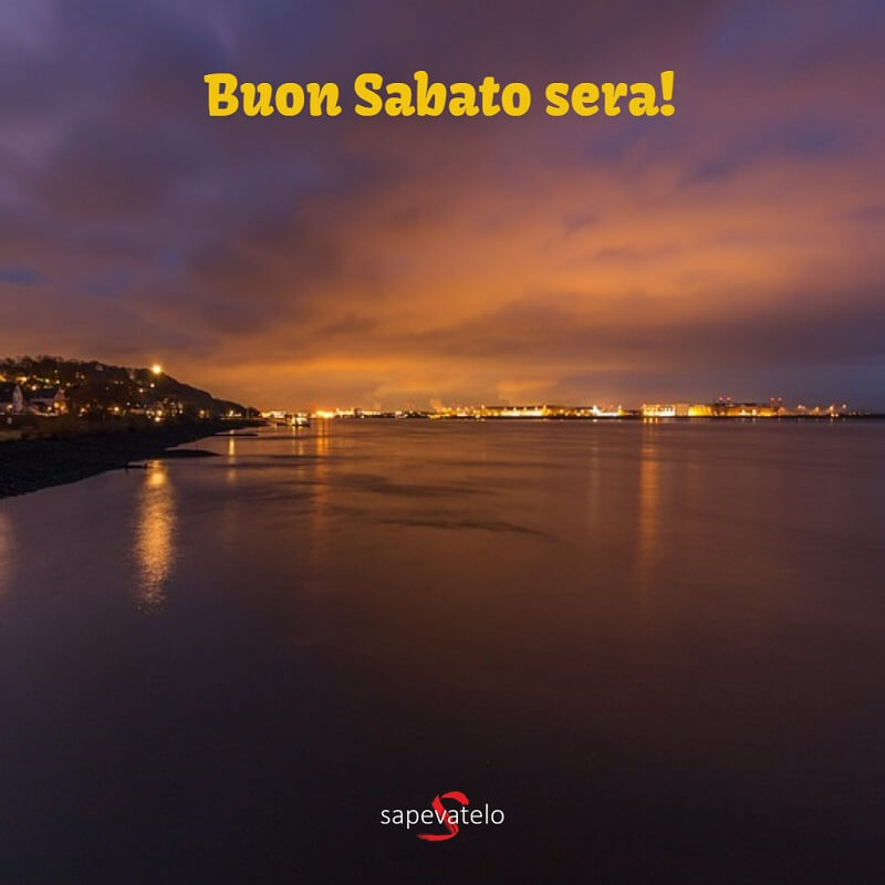 Buon sabato 9 sapevatelo for Buon sabato sera frasi