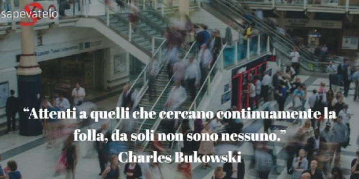 belle frasi Charles Bukowski