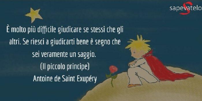 frasi belle corte Antoine de Saint-Exupéry
