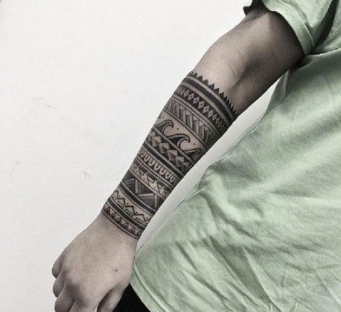 i tatuaggi bracciale