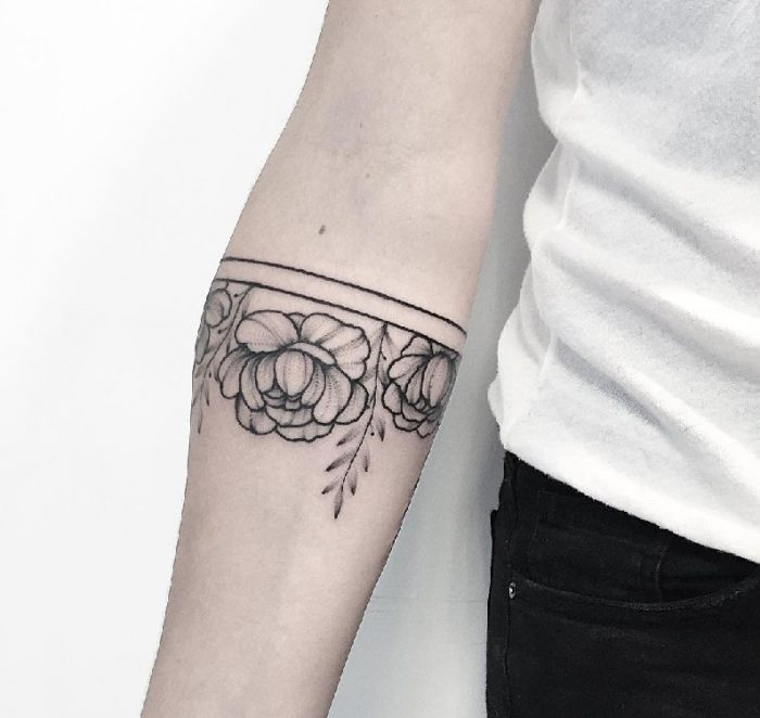 Conosciuto Tatuaggi braccio: 50 idee per realizzare il tuo | Sapevatelo AT07
