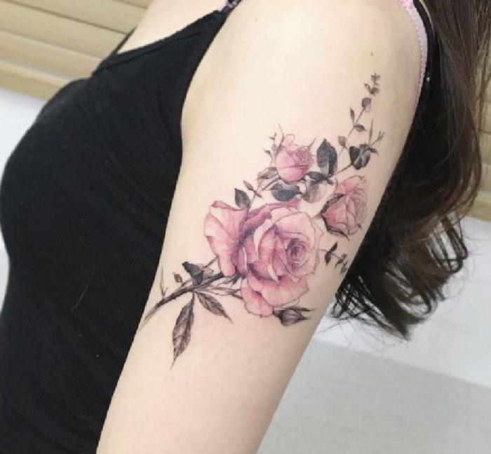 tatuaggio rose