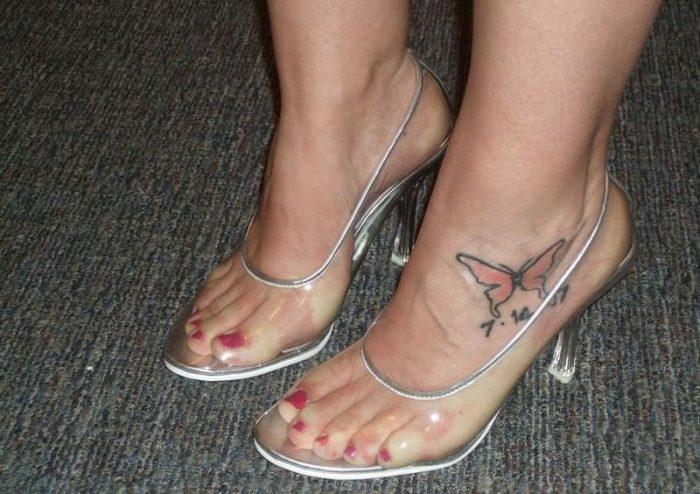 tatuaggi piedi