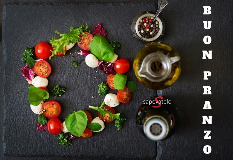 Immagini di buon pranzo