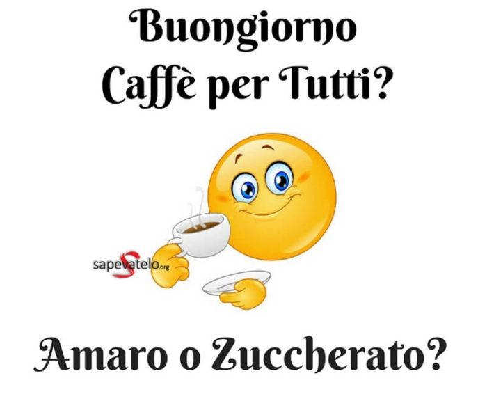 Foto buongiorno caffe