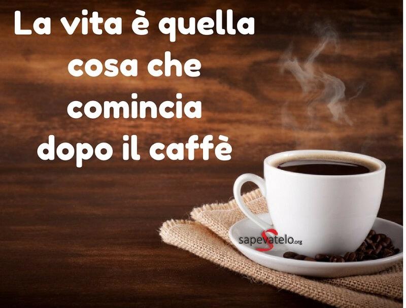 Pausa caffè