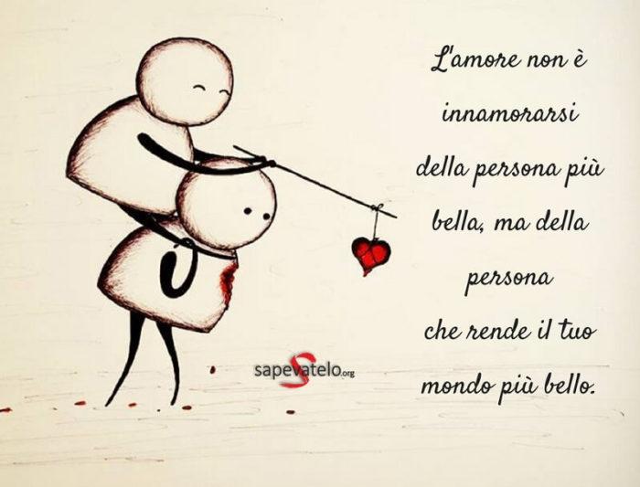 Frase bella d'amore