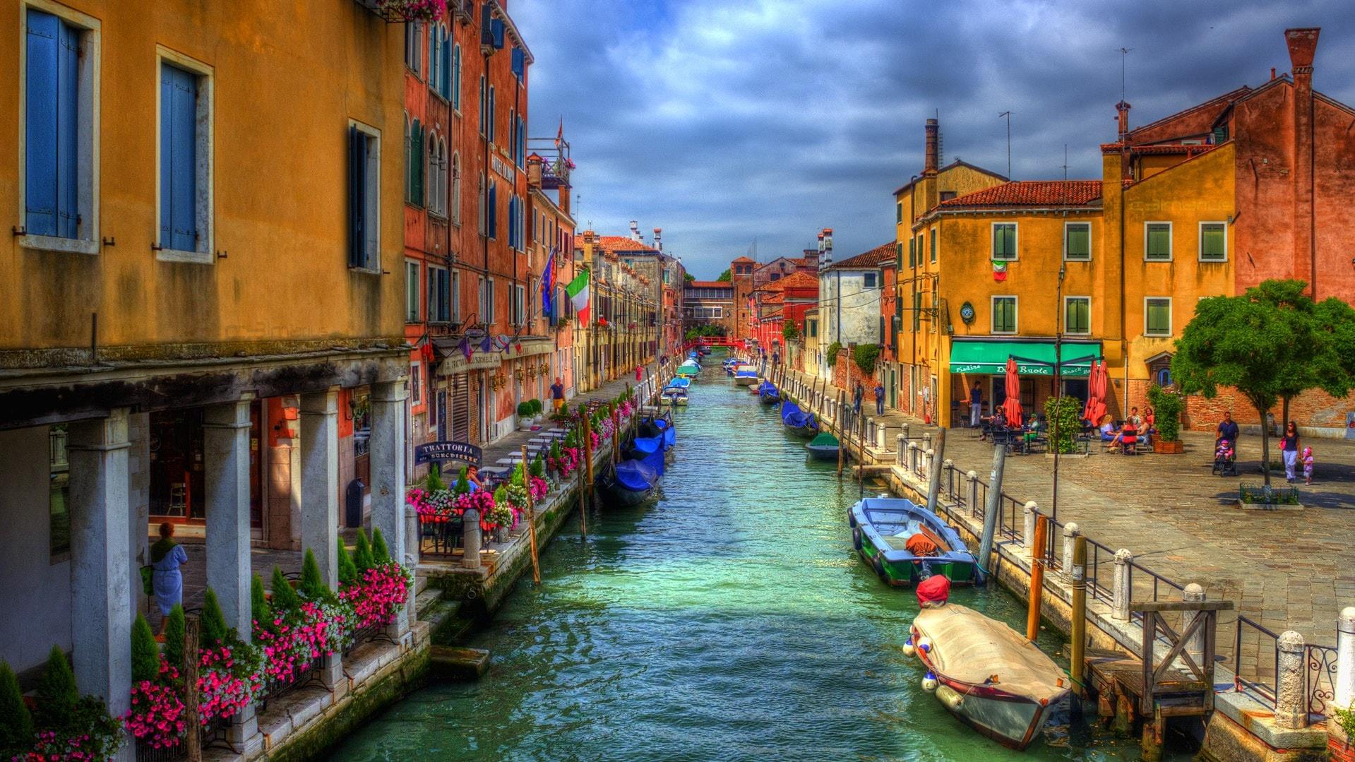 Sfondo venezia hd