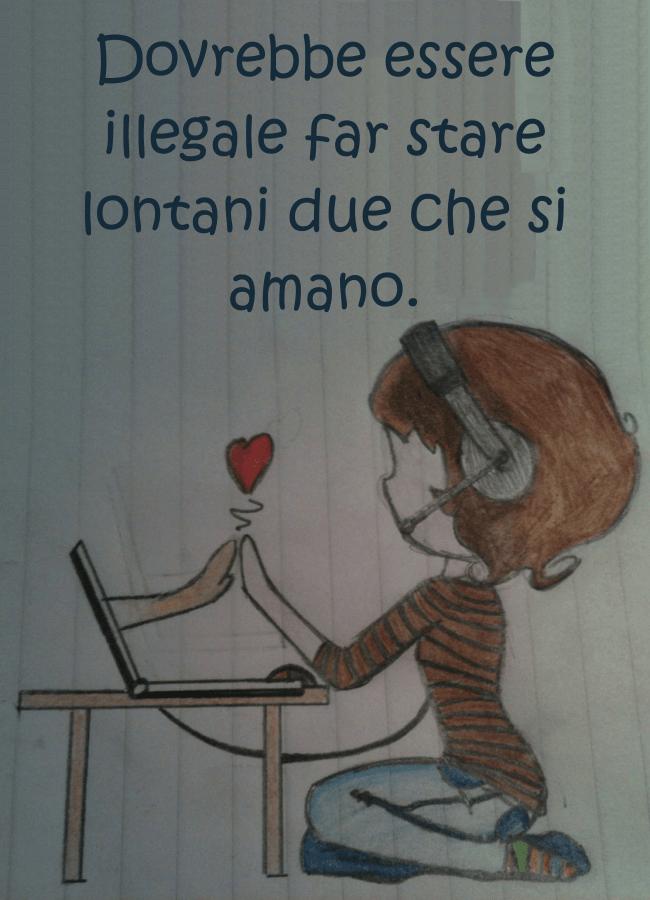 poesie d'amore per lei