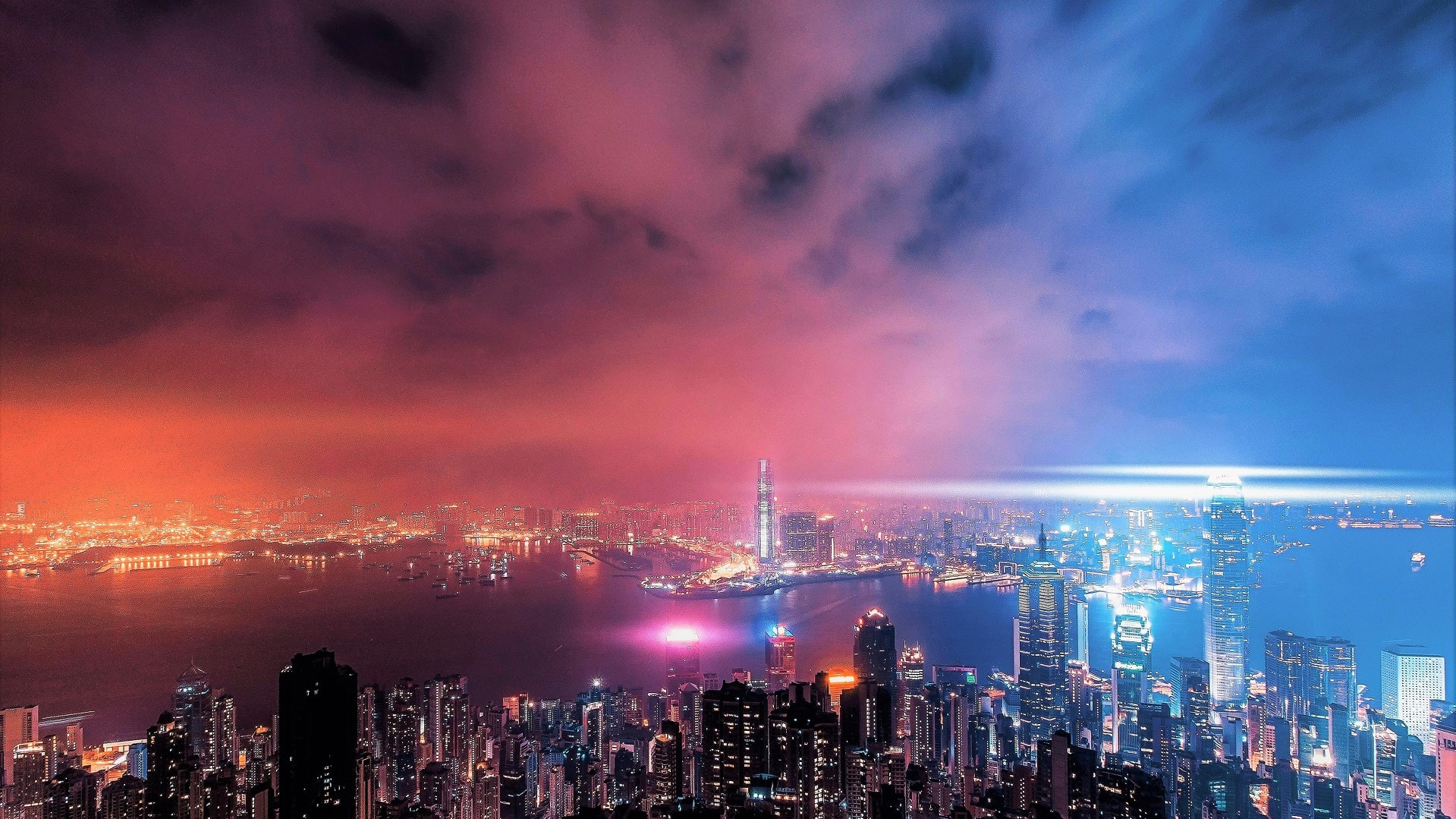 sfondi bellissimi Hong Kong