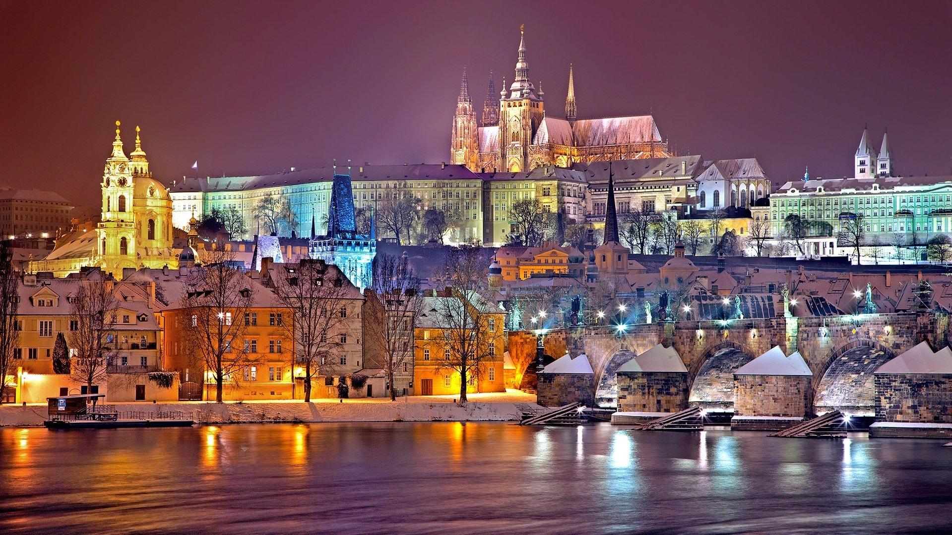 sfondi desktop Praga