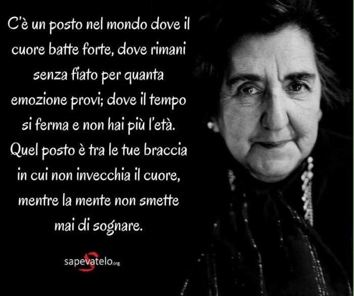 Poesia sulla vita alda Merini