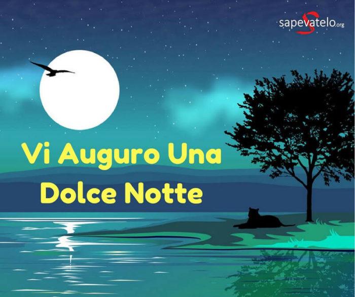 Frasi E Immagini Per Augurare La Buonanotte Sapevatelo