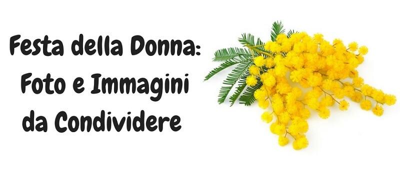 Festa Della Donna Foto E Immagini Gratis Da Condividere
