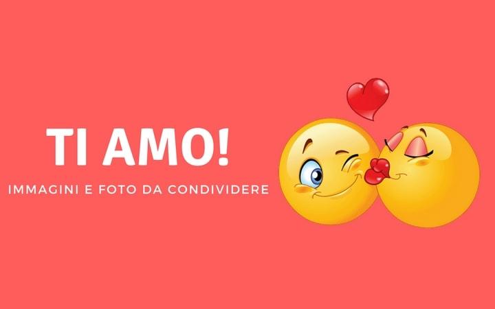 Ti Amo: Immagini e Foto da Condividere Gratis