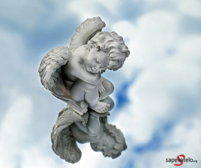 immagini angeli bambini