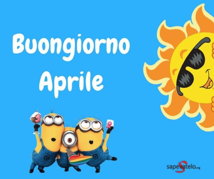 aprile immagini