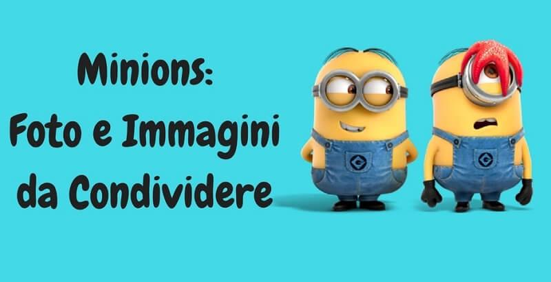 Minions Foto E Immagini Gratis Da Condividere