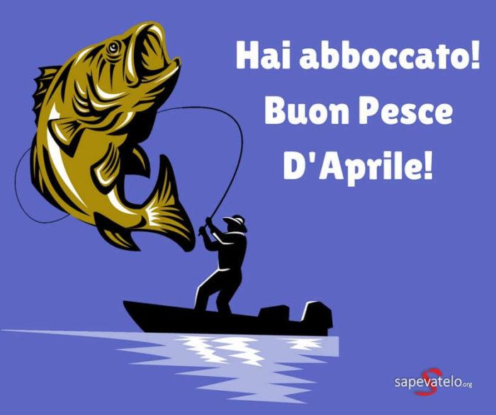 pesci d'aprile