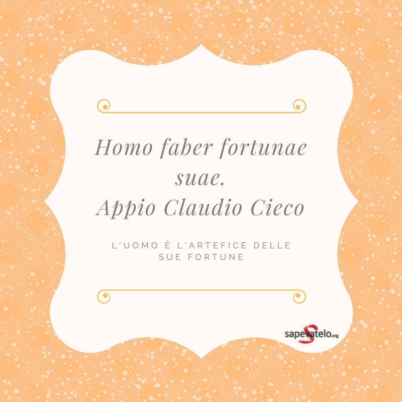 aforismi latini