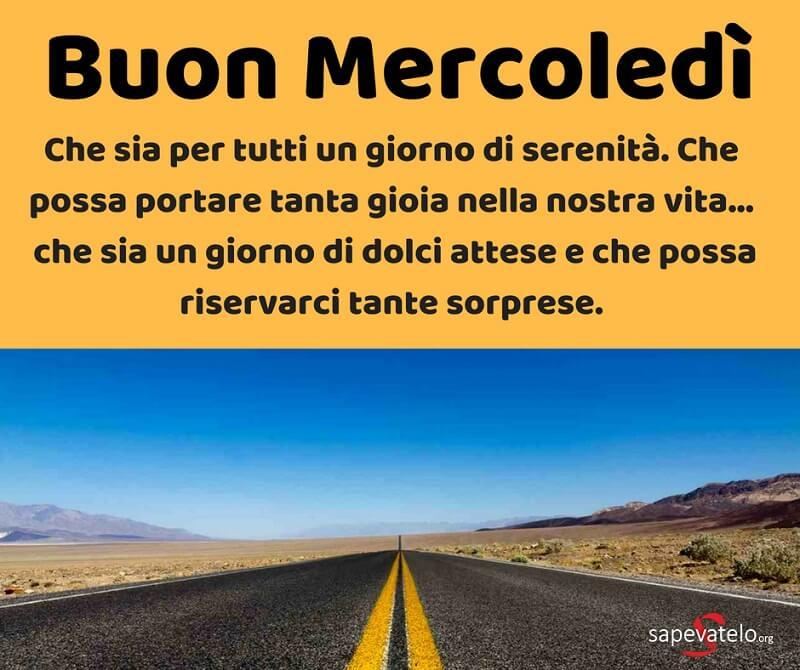 Buon Mercoledi