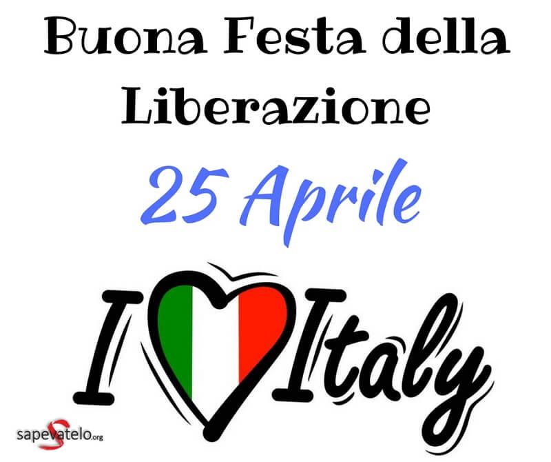 25 aprile festa