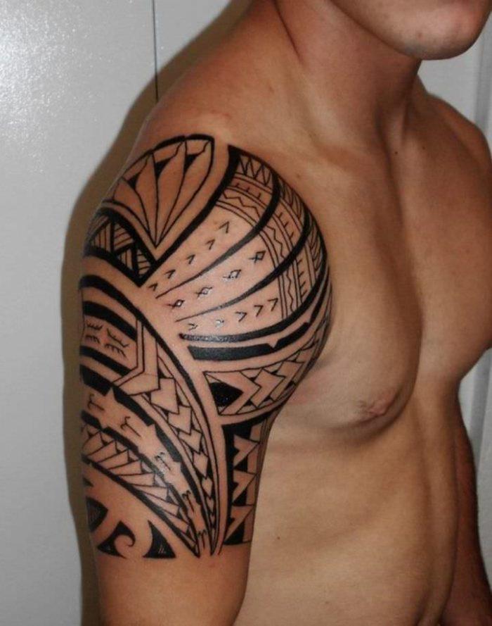 tattoo polinesiani