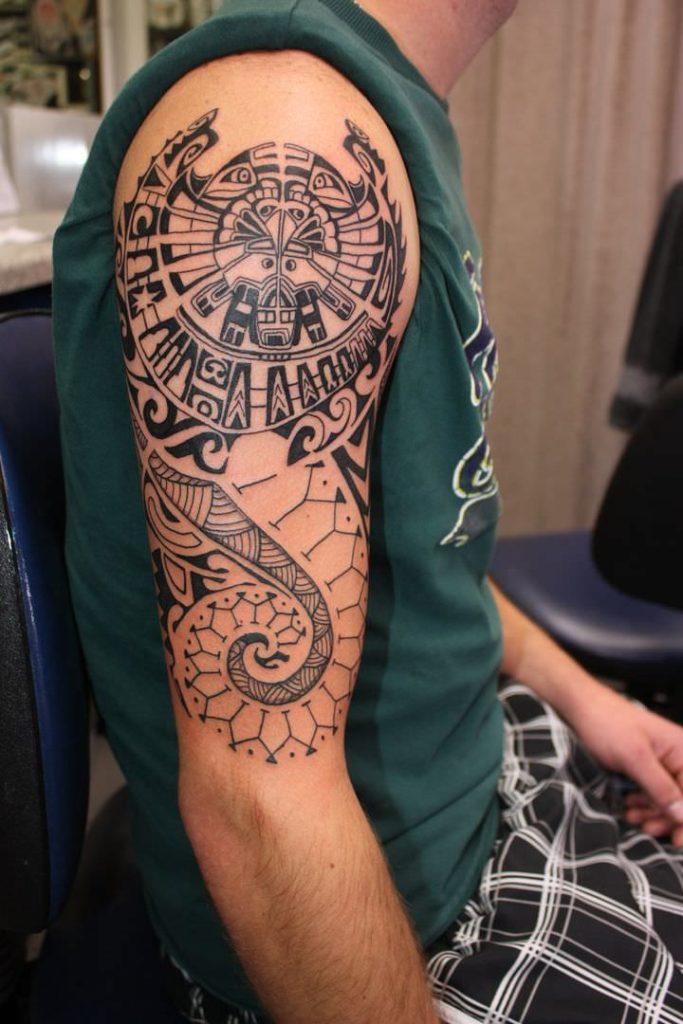 Rochen Tattoo: Tatuaggi Maori: Tante Idee Su Quale Fare E Dove Farlo