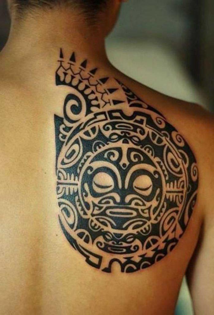 tattoo guerriero
