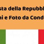 Festa della Repubblica: Foto e Immagini Gratis da Condividere