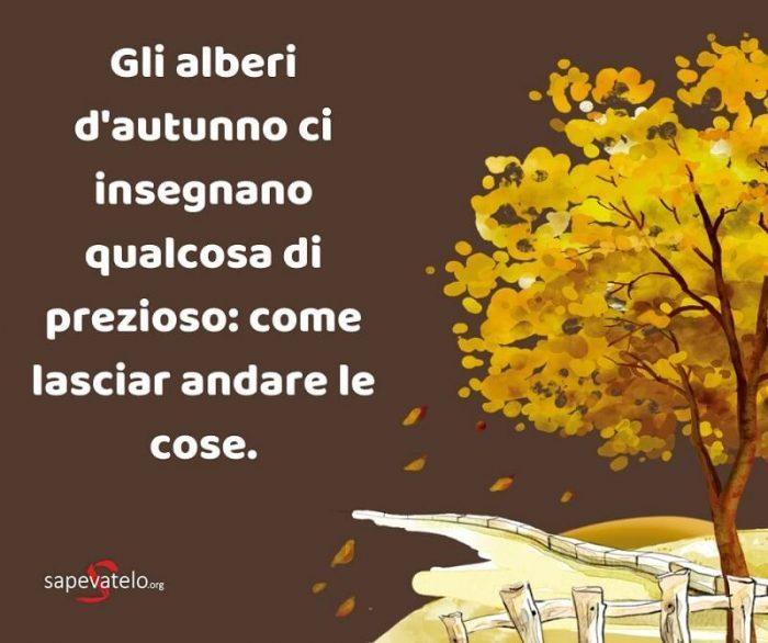 benvenuto autunno frasi