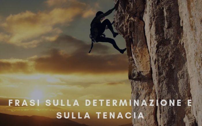 Frasi sulla Determinazione