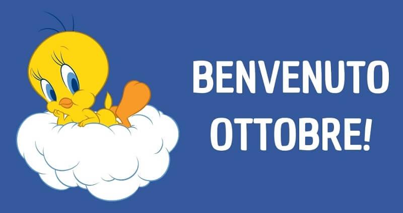 Ottobre: Immagini e Foto gratis da condividere