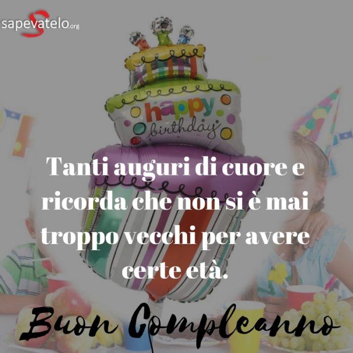 Auguri compleanno