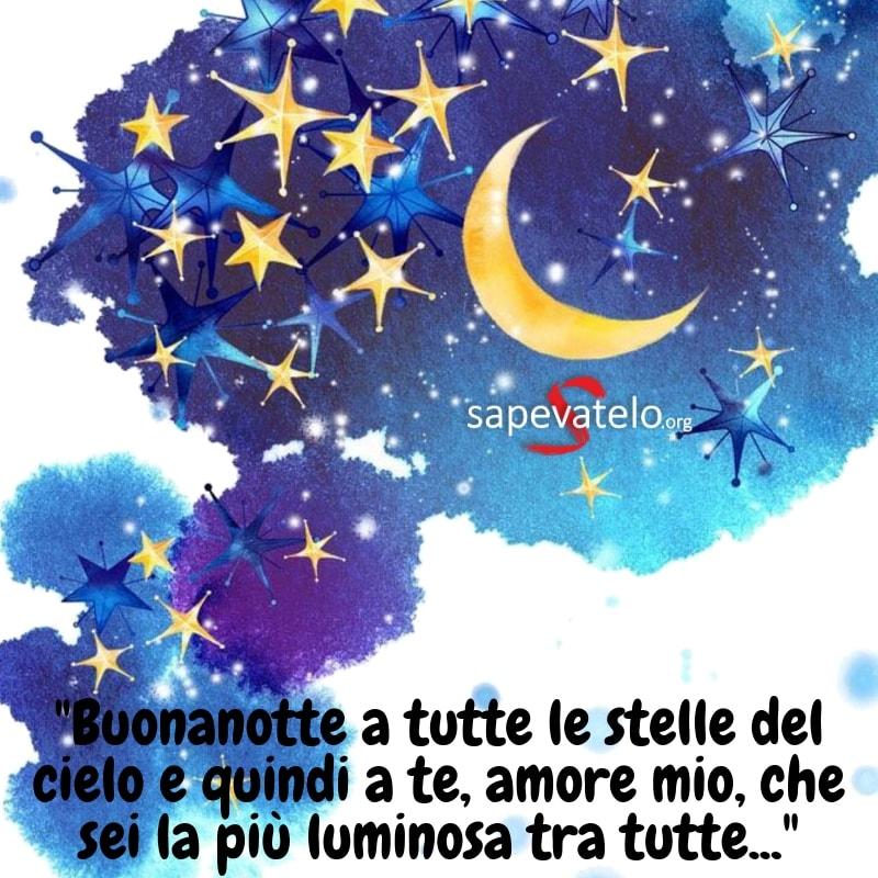 buonanotte stelle