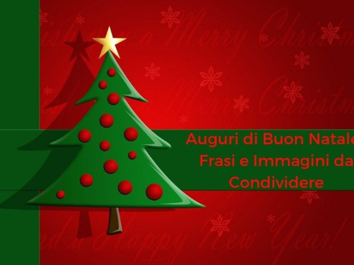 Immagini Auguri Di Natale Religiosi.Auguri Di Buon Natale Frasi E Immagini Da Condividere Sapevatelo