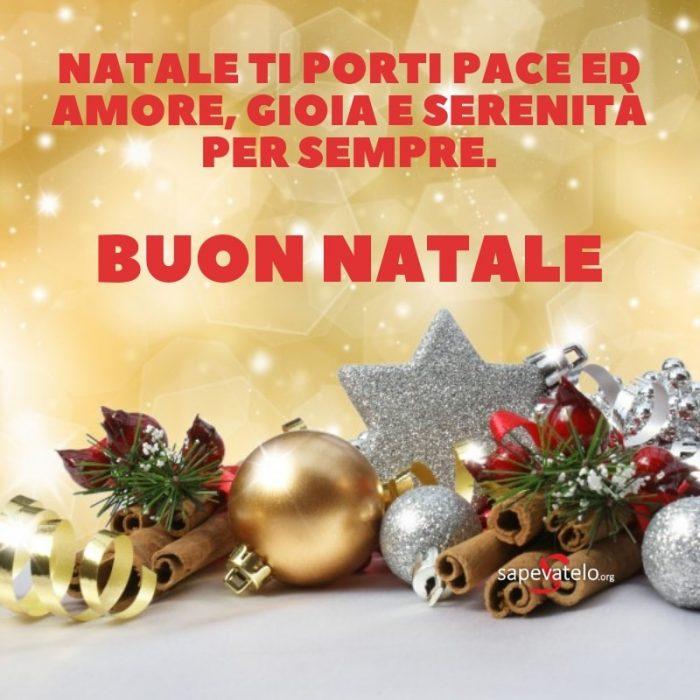 Frasi Natale E Buon Anno.Foto E Frasi Di Buon Natale